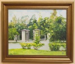 Картины, написанные к 65-летнему юбилею Ангарска_2