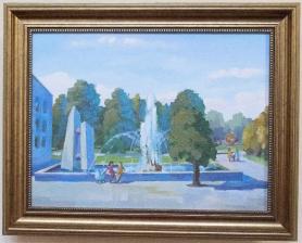 Картины, написанные к 65-летнему юбилею Ангарска_8