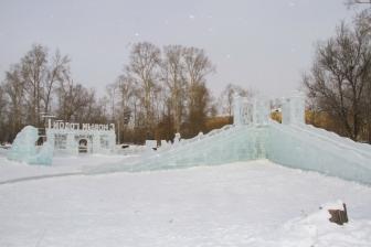 Ледовый городок на Аллее Любви_4
