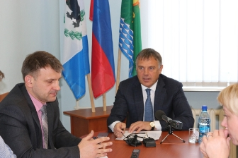 Работа мэра г. Ангарска