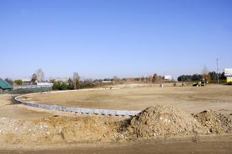 Строительство набережной в Ангарске_1