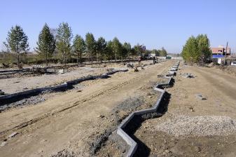 Строительство набережной в Ангарске_2