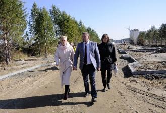 Строительство набережной в Ангарске_7